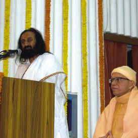 Sri Sri Visits West Bengal