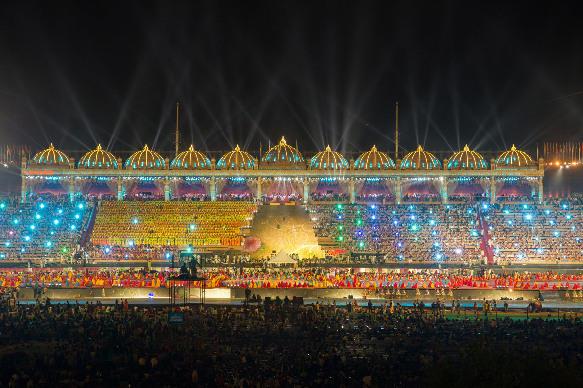 WCF stage