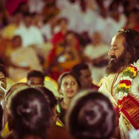 गुरुदेव श्री श्री रवि शंकर जी के साथ महाशिवरात्रि समारोह में 100 देशों के एक लाख से अधिक लोगों ने भाग लिया | Mahashivratri Celebrations with Gurudev Sri Sri Ravi Shankar brought together over a lakh people from 100 countries