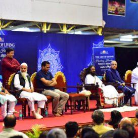 Sri Sri Ravi Shankar hosts reconciliation meet for Kashmir conflict