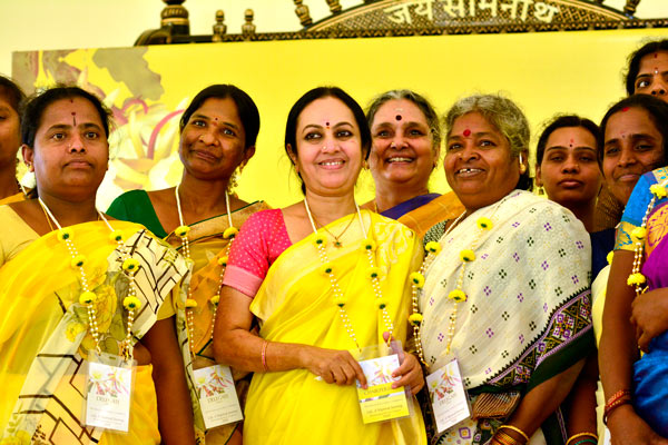 International Womens Conference - women achievers from multiple fields