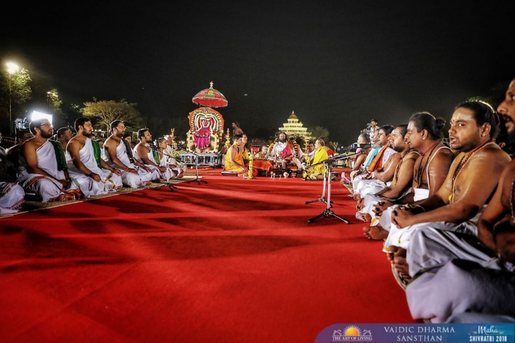 Sri Sri Ravi Shankar Mahashivratri 2018