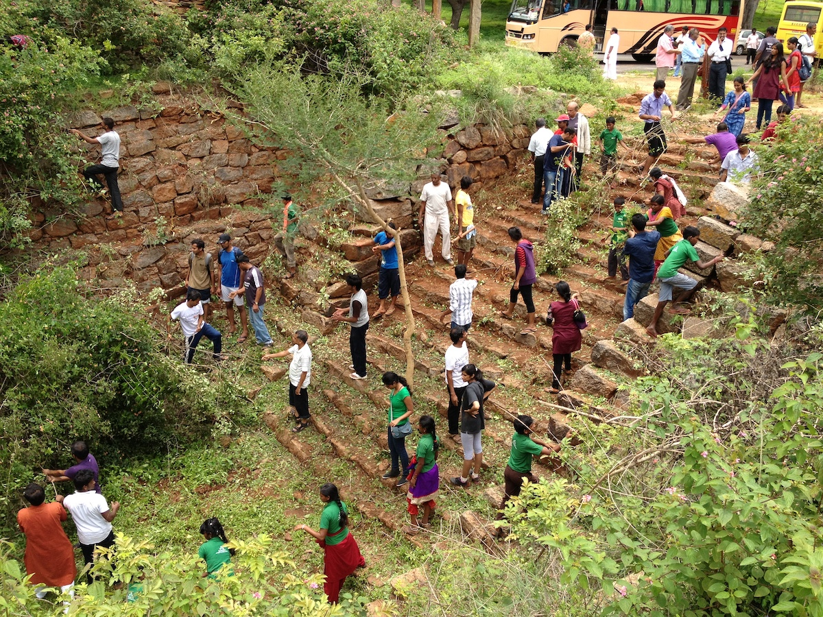 Kumudvati Utsav, a community driven initiative to rejuvenate Bengaluru_s major water source