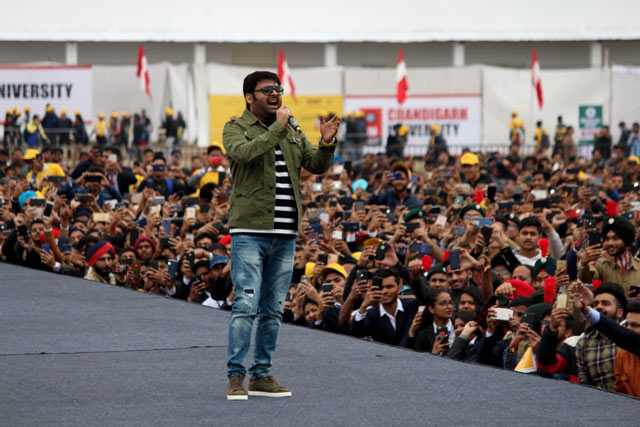 Drug Free India Chandigarh Kapil Sharma speech