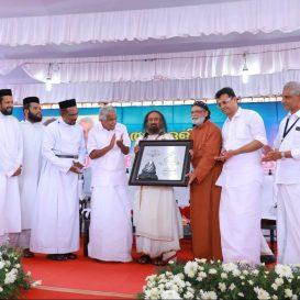 Sri Sri Receives The 'Order of St. George' Award