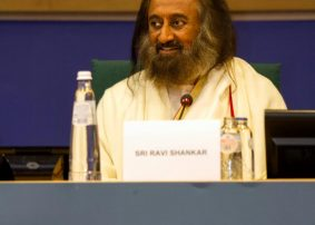 From Meditation to Mediation - Address at the European Parliament