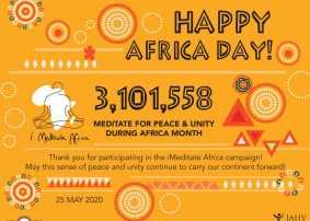 Building Africa, Building the World​ during COVID times