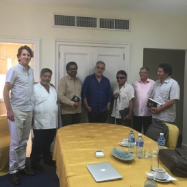 Colombian peace process gets a big boost