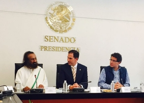 Sri Sri frees Mexico's dreaded prisons of violence