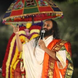 Honoring the traditions - Shivaratri 2014