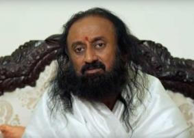 Jallikattu - Gurudev appeals for peace in Tamil Nadu