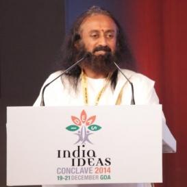 Integral Human Development - India Ideas Conclave, Goa