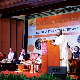 Inspiring Ethics in Business and Caring for Environment in Nepal