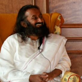 Interview With Sri Sri Ravi Shankar