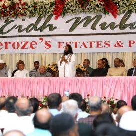 Sri Sri Invited to Celebrate Ramzan Eid