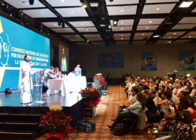 In Colombia, FARC relaunches as a political party, calls it a miracle