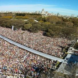 150,000 Meditators Come Together for Peace