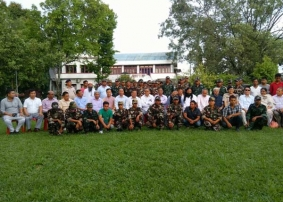 Manipur CM lauds Gurudev Sri Sri Ravi Shankar after 68 militants surrender