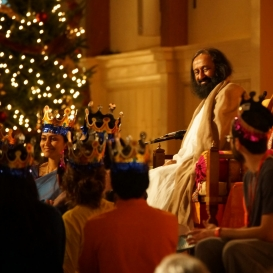 Christmas Celebrations: A Message of Sharing & Joy