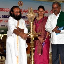 1500 Farmers from Karnataka meet to harvest benefits of Organic Farming