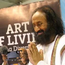 Gurudev Sri Sri Ravi Shankar reiterates the message of​ ​faith, co-existence and happiness as World Culture Festival​ ​draws to a close